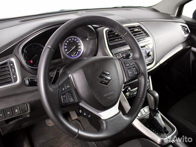 Купить Suzuki SX4 пробег 50 537.00 км 2016 год выпуска