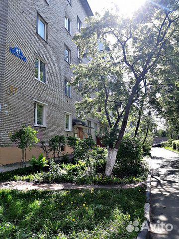 Продается двухкомнатная квартира за 3 100 000 рублей. Московская обл, г Ногинск, ул Советская, д 87.
