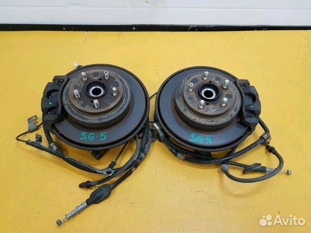 89625003353 Ступицы задние комплект Subaru Forester, SF5, EJ20