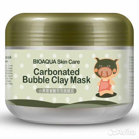 Пузырьковая маска Carbonated Bubble Clay Mask