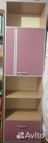 Школьный шкаф пенал 89125051405 купить 1