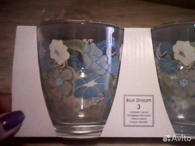 Турецкий набор стаканов-3 шт 89204062260 купить 1