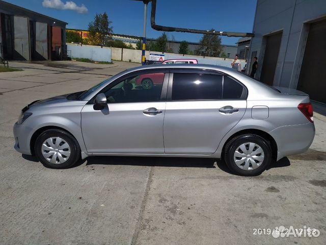 Toyota Corolla Axio, 2013 89619540147 купить 7