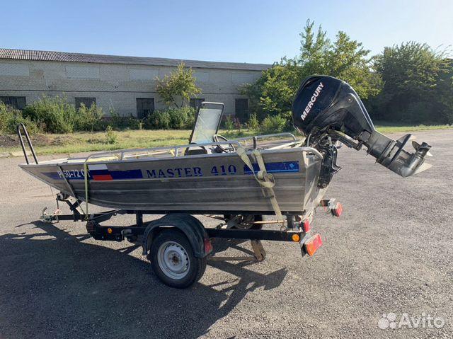 Продам моторную лодку Master 410 89881008743 купить 3