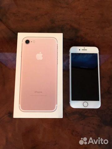 Продам iPhone 7 128gb