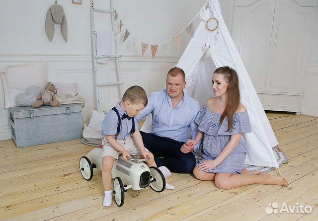 Фотостудия для семьи спб