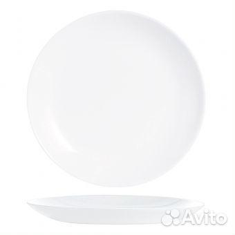 Тарелка без полей ARC 250 мм, стеклокерамика купить 1