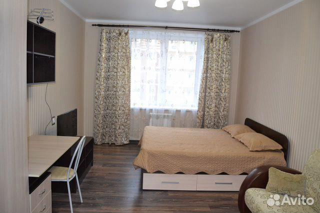 1-к квартира, 43 м², 5/10 эт.