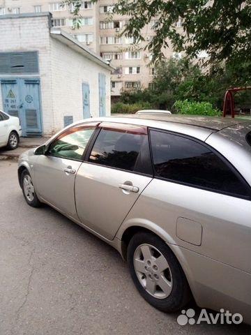 Nissan Primera, 2001  89880501576 купить 3