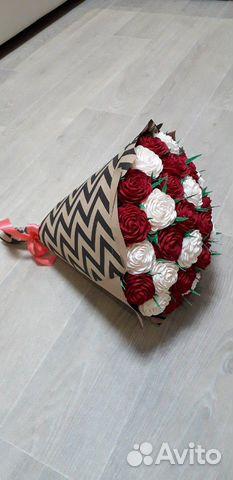Букет роз ручной работы 89519989628 купить 4