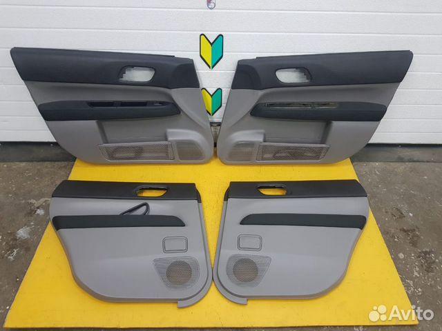 89625003353 Обшивка дверей комплект Subaru Forester, SG5, EJ20