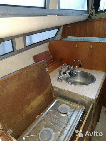 Парусно-моторная яхта motosailer 31 фут 89586042685 купить 4