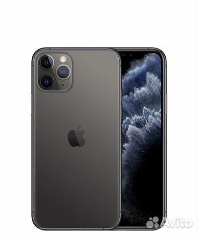 11 Pro iPhone Space Grey (Магазин.Гарантия.Новый)