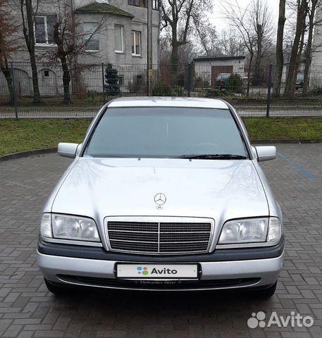 Mercedes-Benz C-класс, 1997 89114521092 купить 9