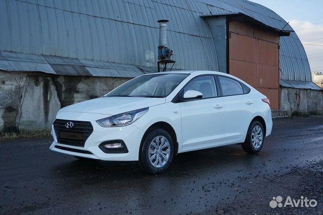 Цена и комплектация Hyundai Solaris.