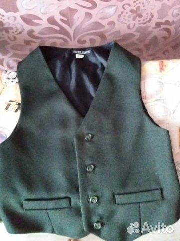 Школьный костюм-тройка  89606329835 купить 6
