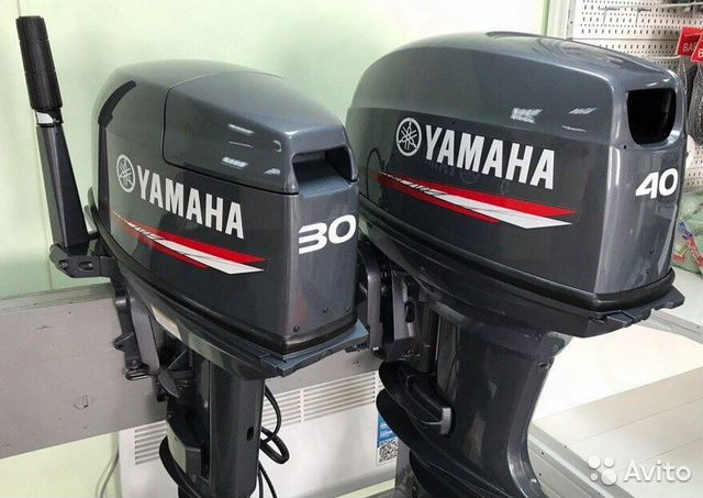 Лодочного мотор Yamaha 30 hwcs (Ямаха 30)