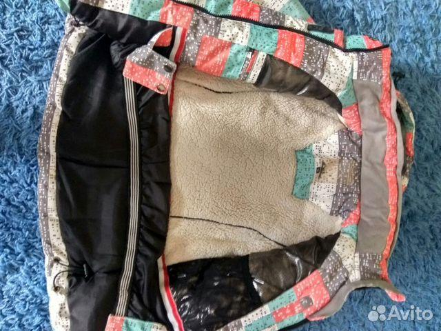 Куртка на девочку (зима)  89106978417 купить 2
