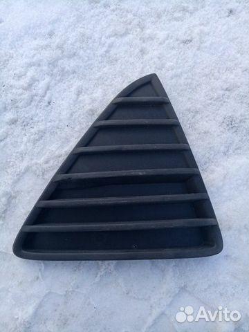 Решетка в бампер передняя правая Ford Focus 3 2011 купить 1