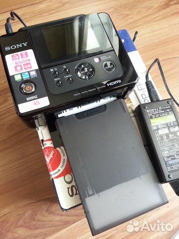 Фотопринтер Sony DPP-FP95 89028610007 купить 4