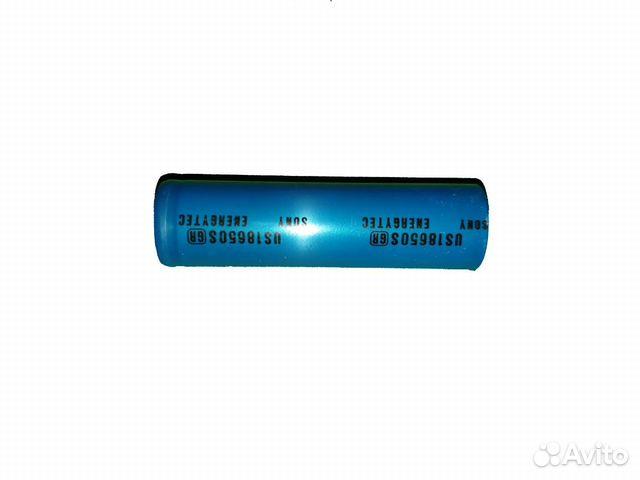 Аккумулятор 18650 li-ion 3.7v Sony (2шт) купить 1