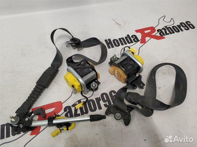 Ремень безопасности передний Honda Accord 8 CU2 89022570009 купить 1
