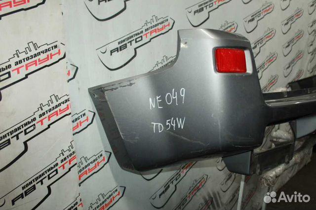 Бампер suzuki escudo grand vitara TD54W TD94W TDA4 83812661066 купить 3