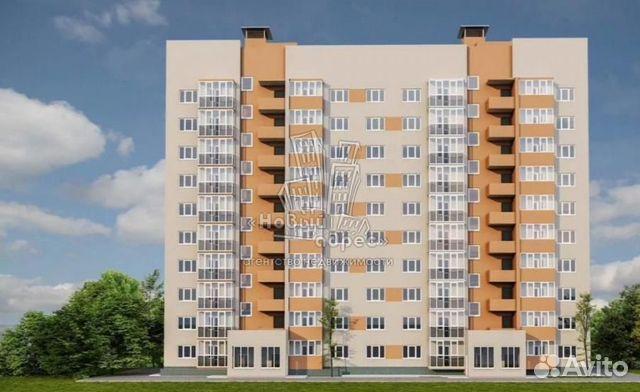 1-к квартира, 43.6 м², 2/10 эт. 89584186418 купить 2
