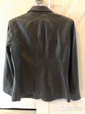 Новый кожа пиджак куртка  89097870553 купить 2