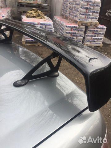 Спойлер s203 Subaru Impreza  89252962231 купить 4