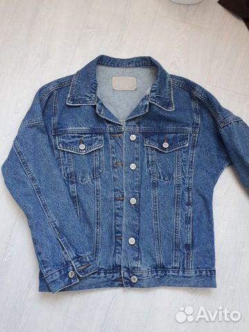 Куртка джинсовая 89024307250 купить 3