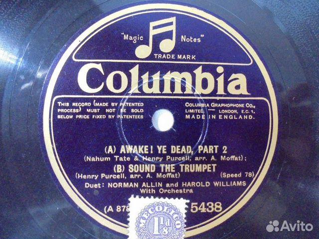 Граммофон HIS masterS voice Англия 1920-е  89136830464 купить 10