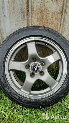 Оригиналы Nissan Skyline GTR BNR32 R16x8JJ ET30 89622890362 купить 2