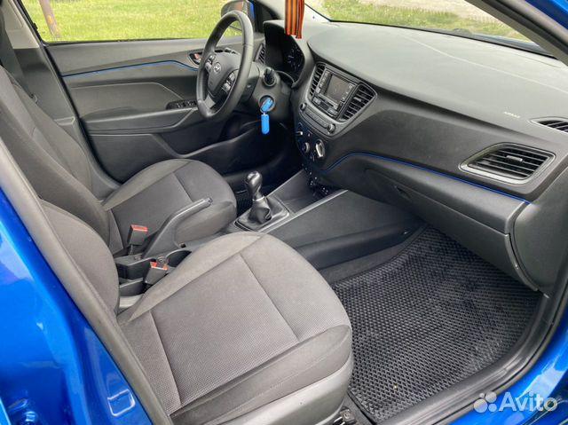Hyundai Solaris, 2017 89641573010 купить 8