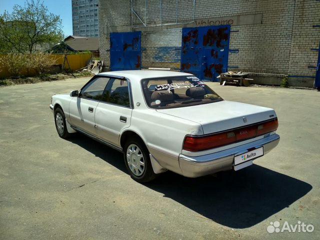 Toyota Chaser, 1991 89145506976 купить 4