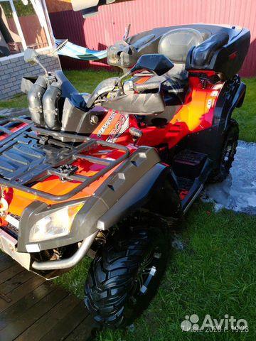 Продам квадроцикл CF moto X8 2012 89050668816 купить 4