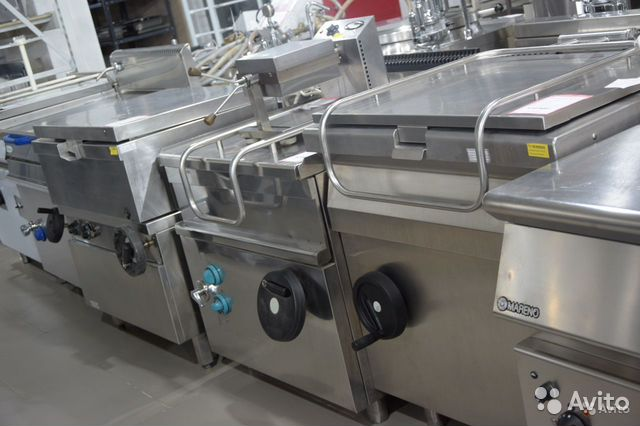 Пекарское оборудование - печи, плиты, тестомесы 84995530848 купить 7