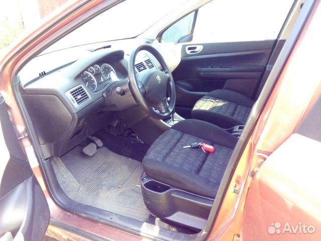 Peugeot 307, 2002 89091448936 купить 10