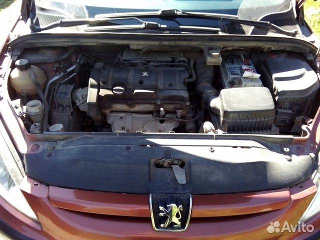 Peugeot 307, 2002 89091448936 купить 9