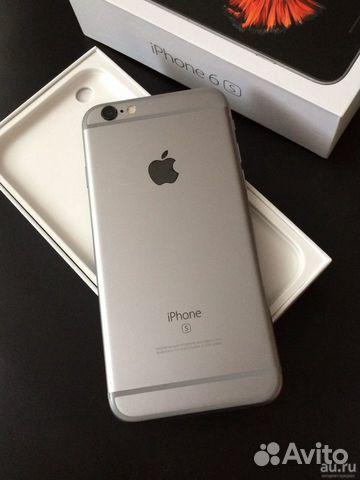 Телефон iPhone 6S 32 GB