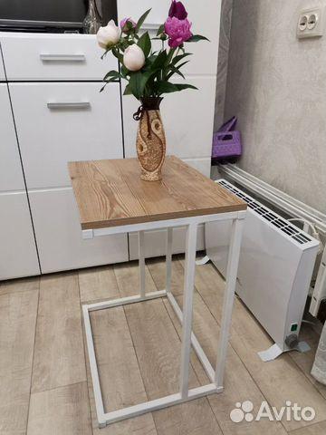 Журнальный столик в стиле лофт купить 5