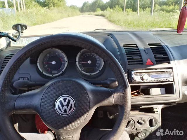 Volkswagen Polo, 2000 89095940382 купить 7
