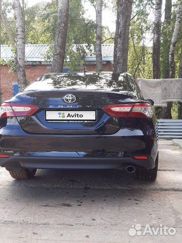 Toyota Camry, 2018 89630239344 купить 1