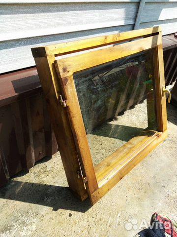 Рама деревянная остеклена в коробе 89515859780 купить 2