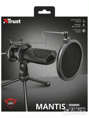 Микрофон Trust gxt232 Mantis  89129683921 купить 4