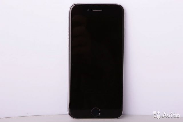 Телефон Apple iPhone 6 64 Gb Space Grey  88005554735 купить 2