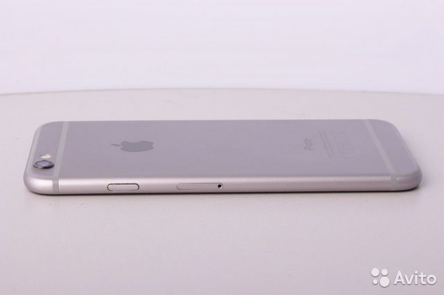 Телефон Apple iPhone 6 64 Gb Space Grey  88005554735 купить 7
