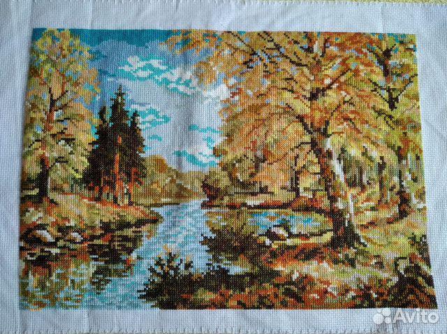 Осень в лесу 2  89005228230 купить 1