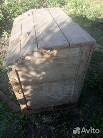 Ларь для хранения кормов  89132431850 купить 1