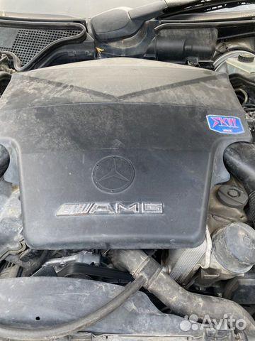 Двигатель мерседес m113 5.5 amg  купить 1